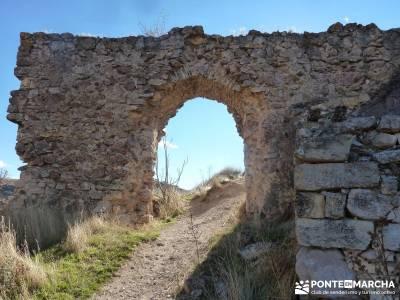 Parque Natural del Barranco Río Dulce;rutas senderismo cataluña senderismo alicante rutas